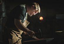 sharpening elmax steel chefs knife