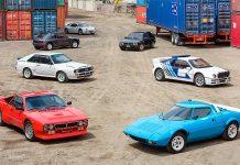 Bonhams Group B car collection