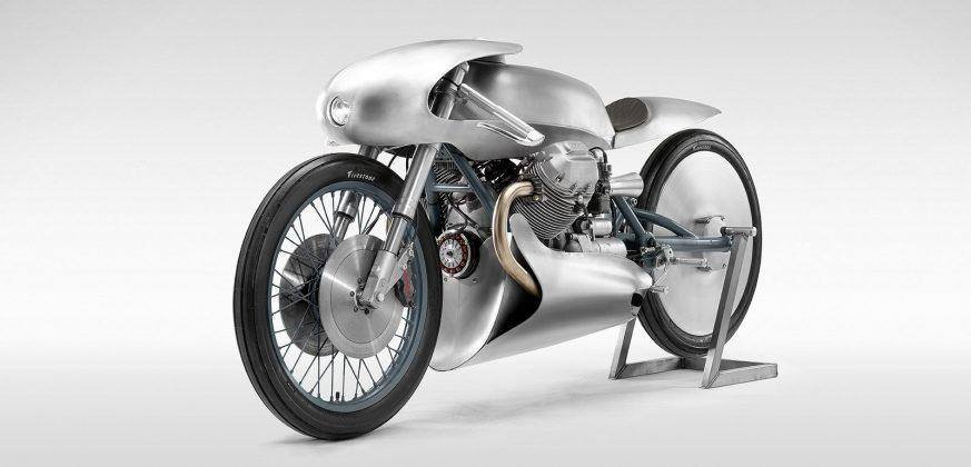 Custom Moto Guzzi Mk II