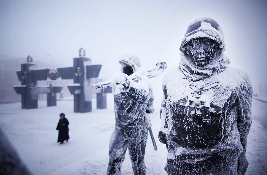 Oymyakon: Welcome to the coldest city in the world