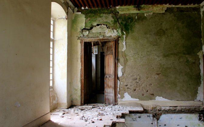 Slotsrenovering - velkommen til Château de Gudanes