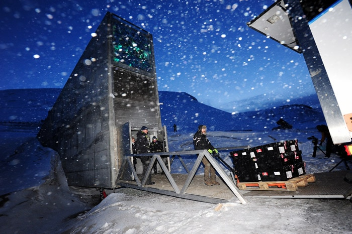 The global seed vault can withstand judgement day
