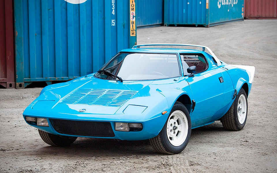 C1975 LANCIA STRATOS HF 'JOLLY CLUB' - Sold for $363.000.