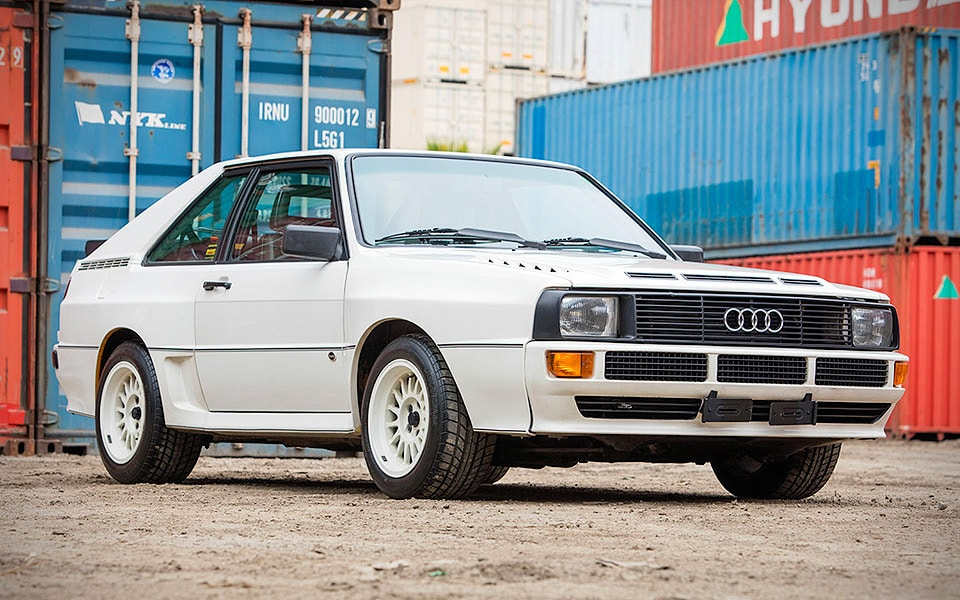Bonhams Group B car collection