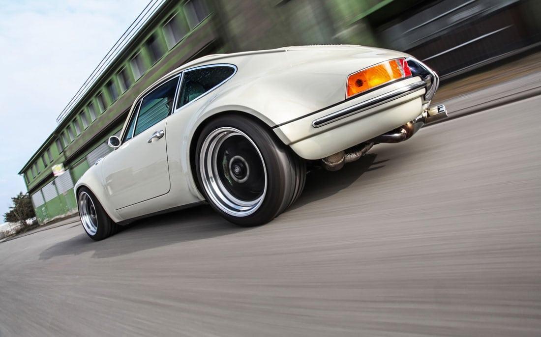 Kaege Porsche 911 - Nostalgy in perfection