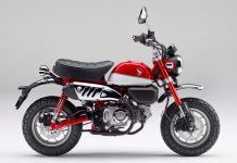 Honda Monkey - return of the iconic mini-bike