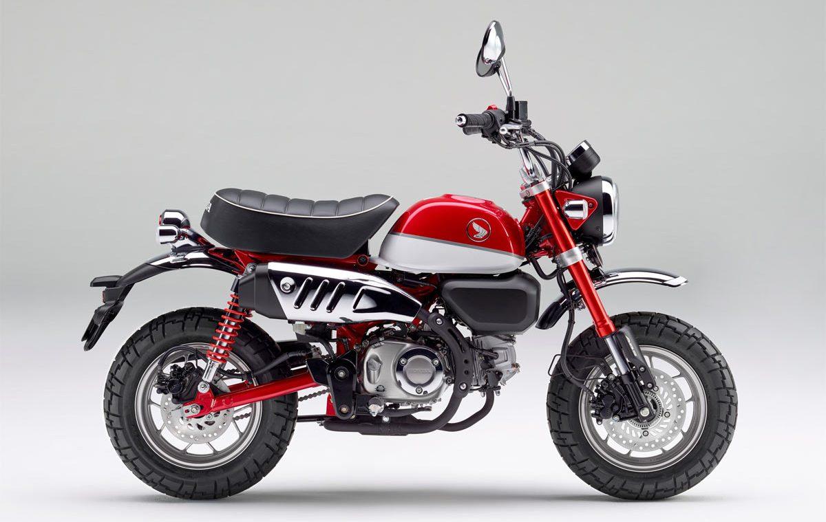 Honda Monkey - return of the iconic mini-bike