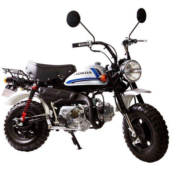 Honda Monkey Return Of The Iconic Mini Bike Old News Club