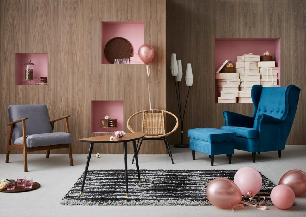 IKEA: 75-year anniversary and relaunch of the most beloved classics