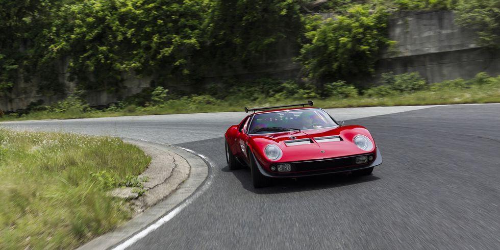 Resurrection Of The World S Only Lamborghini Miura Svr Old News Club