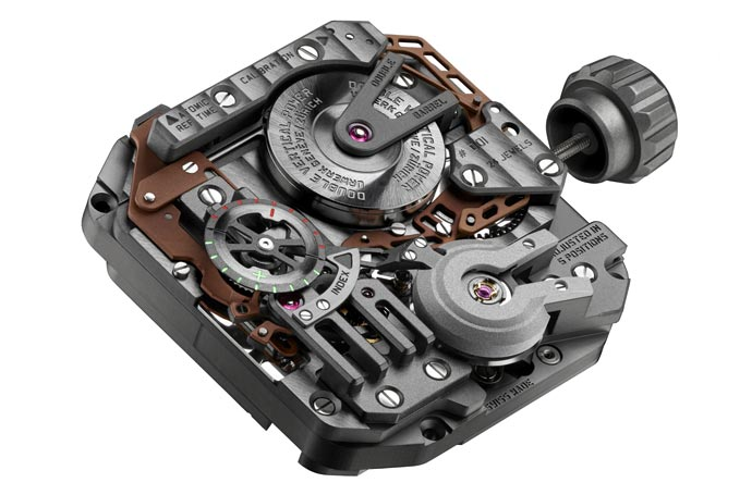 One of Urwerk's most ambitious project - the AMC