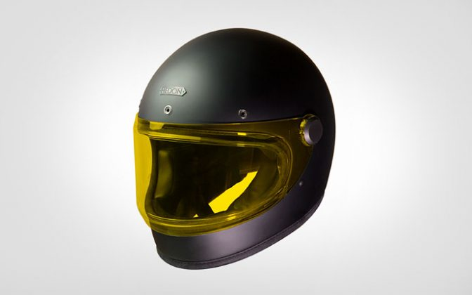 Urban rider in style - Hedon Helmets