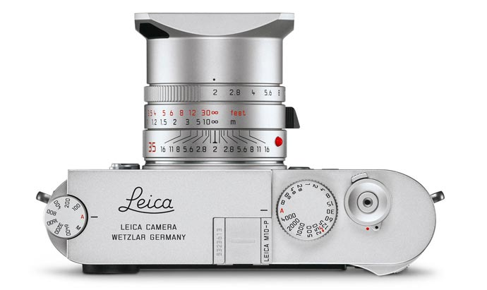Leica M10-P - Classic on the outside, revolutionising on the inside!
