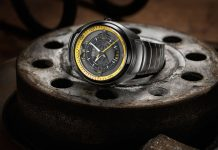 Porsche 901 RS parts used for REC Watches latest limited edition