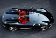The rebirth of the 1950's Ferrari Monza