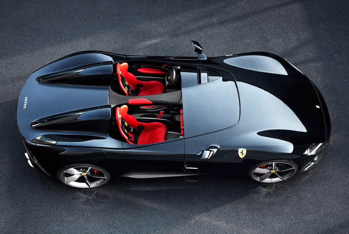 The rebirth of the 1950's Ferrari Monza