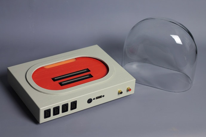 A unique console for all retro gamers and collectors