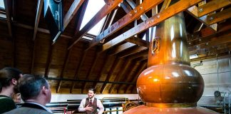 The Glenturret: Scotland's oldest working whisky distillery