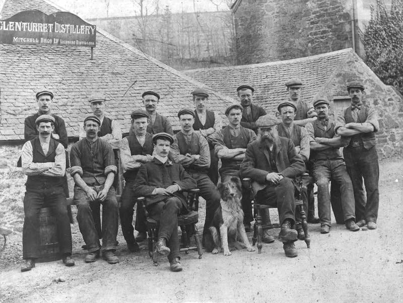 The Glenturret: Scotland's oldest working whisky distillery