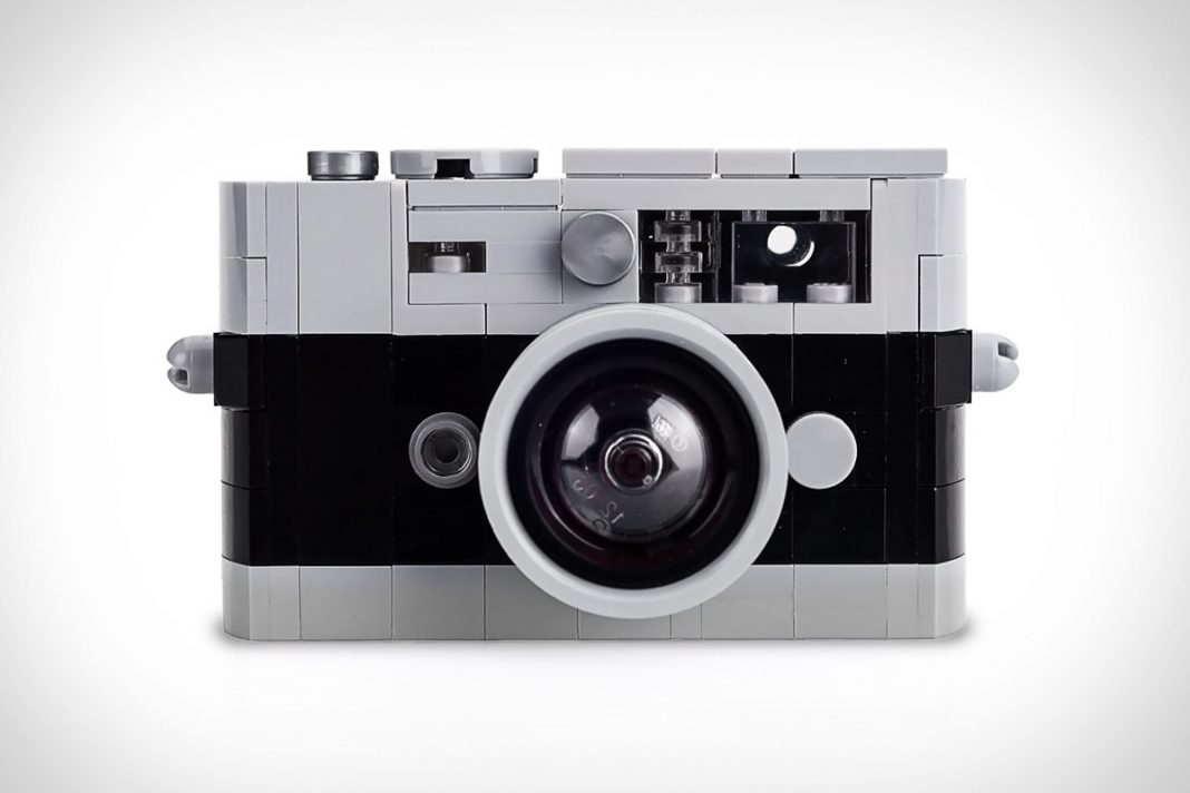 LEGO Leica M Camera by Chris McVeigh