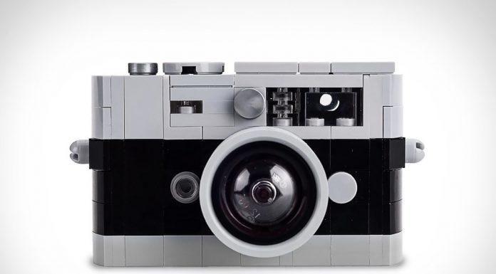 LEGO Leica M Camera by Chris McVeigh
