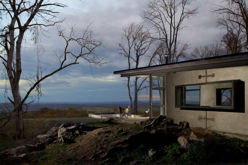 The Lost Whiskey Concrete Cabin