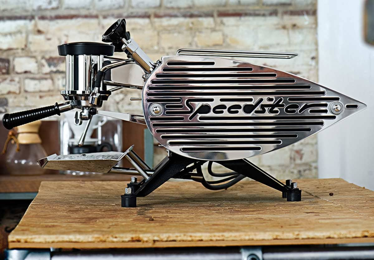 The ultimate machine for the espresso lover by Kees Van Der Westen