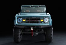 Baddest 4-door Ford Bronco in the world by Maxlider