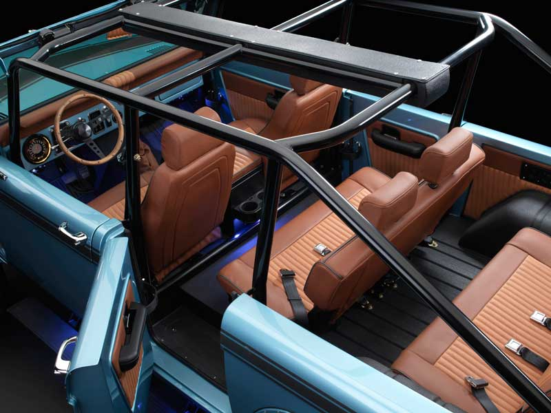 Baddest 4-door Ford Bronco in the world by Maxlider