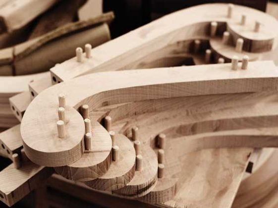 How it's made: The Kingston Classic Chesterfield Sofa by Fleming Howland