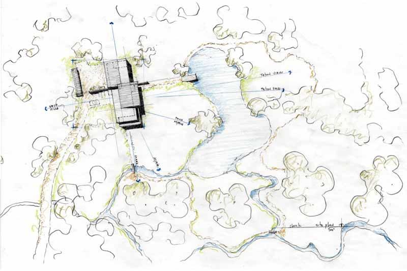 The Teton Residence by Ro Rockett Design