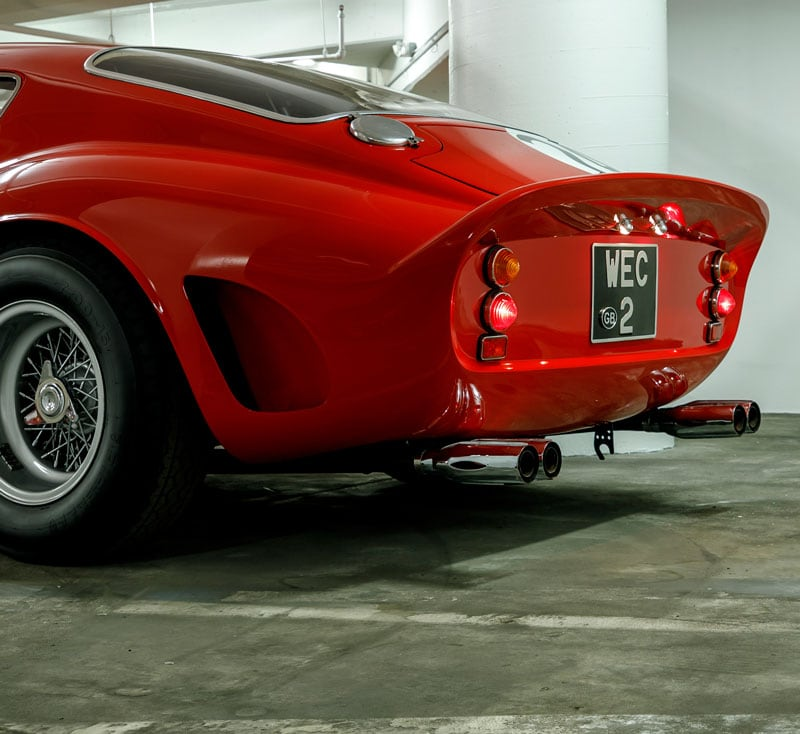 1963 Ferrari 250 GTO worth $70 Million Dollar