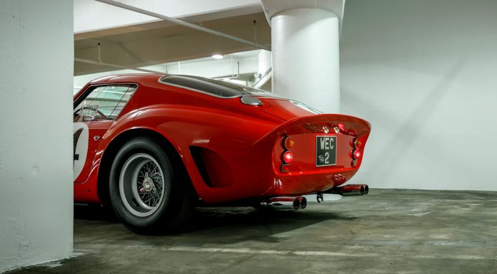 1963 Ferrari 250 GTO worth $70 Million Dollar