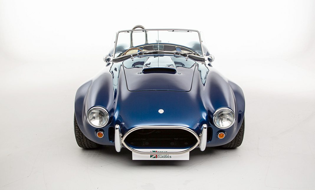 AC Cobra built by Cobretti