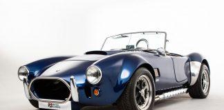 AC Cobra built by Cobretti