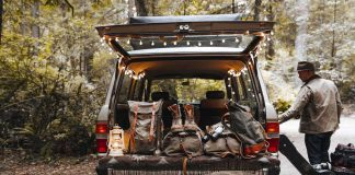High-quality adventure gear from Bradley Mountain