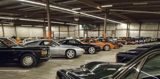 The RM Sotheby's mint condition classic car collection