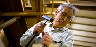 The art of ancient miyadaiku carpentry