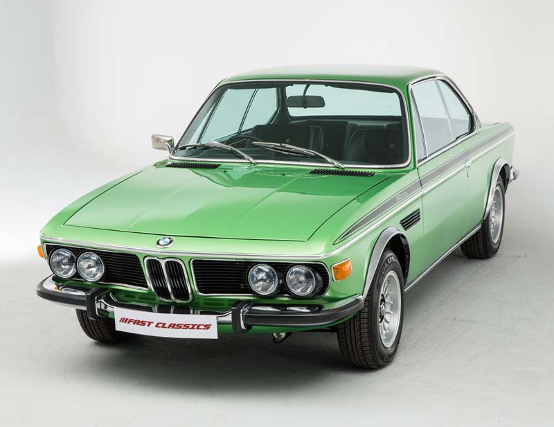 BMW 3.0 CSL Touring: first real M-car