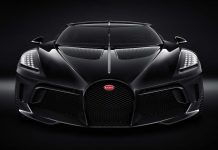 Bugatti La Voiture Noire: The world's most expensive car