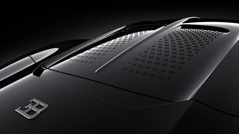 Bugatti details