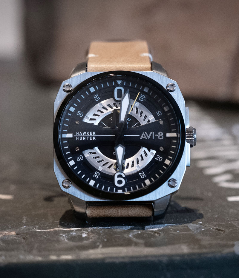 The AVI-8 Hawker Hunter Watch