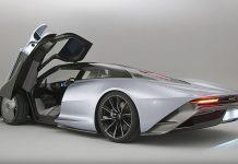 The McLaren Speedtail Unveiled in details