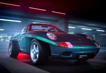 Secret Porsche Prototypes