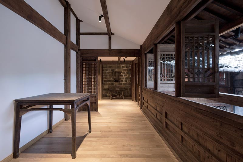 Wuyuan Skywells Hotel: 300-year old Huizhou property