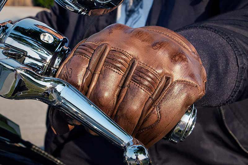 Indie Ridge Leather gloves