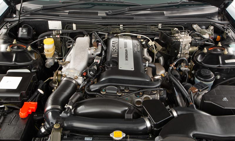 The SR20DET engine is a legend in the tuning industry