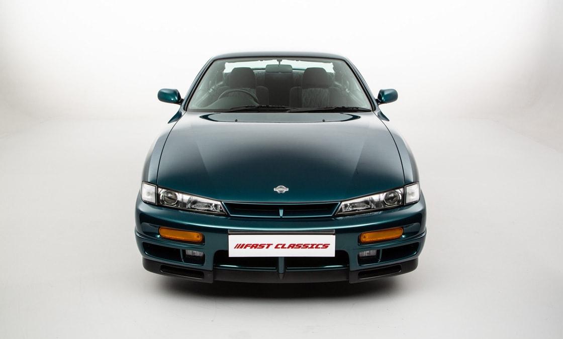 90s icon: original Nissan 200sx S14 for sale