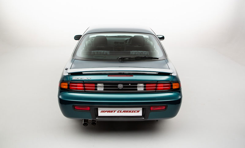 90s icon: original Nissan 200sx S14 for sale