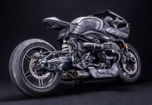 Customized BMW R nineT: Iron Racer Mark 1